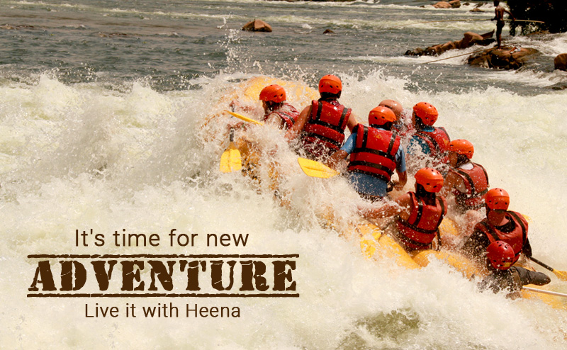 Adventure Tours By Heena Tours