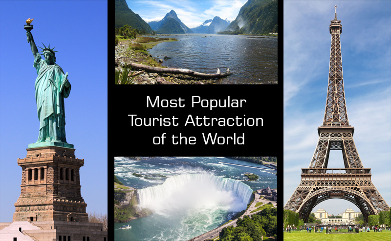 Most Popular Tourists Attractions