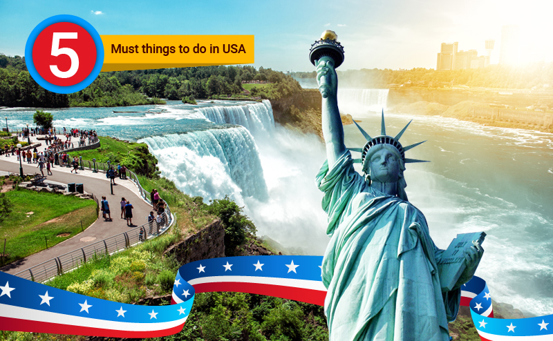 Things to do in USA